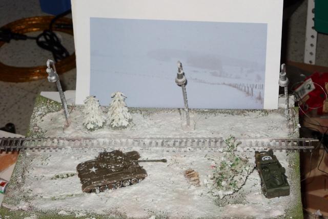 Diorama nocturne... Sn855613