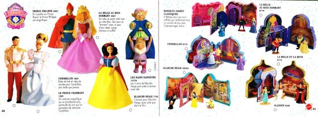 """Poupées Disney """"Classics"""" 1992 - 1999. 51150810"""