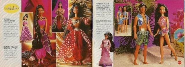 """Poupées Disney """"Classics"""" 1992 - 1999. Numar210"""