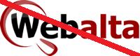 Как убрать webalta? Logo2010