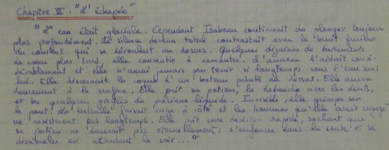 MBTI & GRAPHOLOGIE - Page 3 Ecritu10