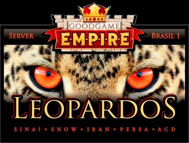 Leopardos - Painel de controle