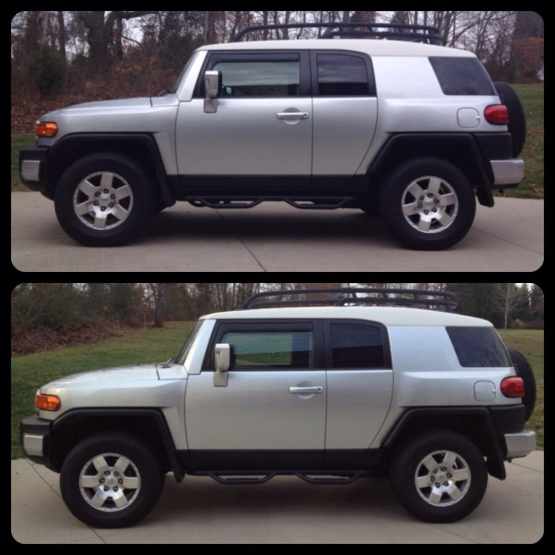 Post a Picture of Your FJ - Page 13 Before10