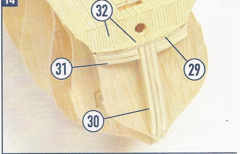 Rolf52 Baubericht zur Santissima Trinidad von OcCre Beplan10