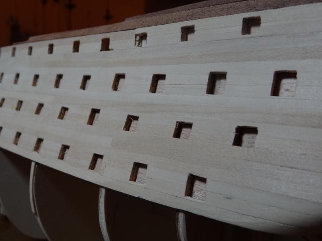 Rolf52 Baubericht zur Santissima Trinidad von OcCre Dsc01514
