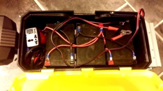 36000mA/H Power Bank Box1-i12