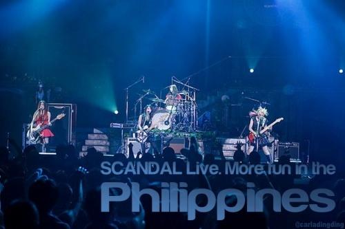 SCANDAL Asia Tour - Page 6 Morefu13
