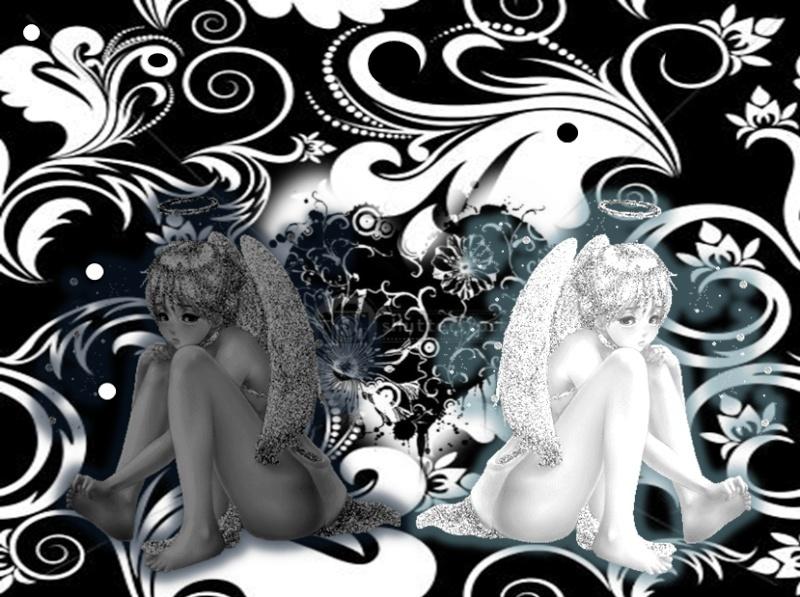 Mes Créas ^^ Angels10