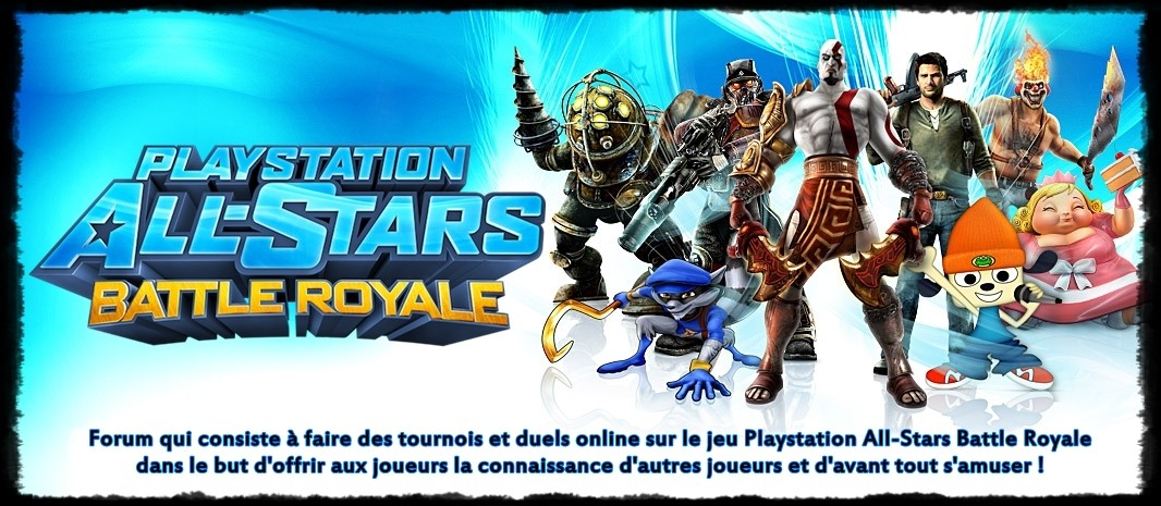 Playstation All-Stars Battle Royale : Le Forum