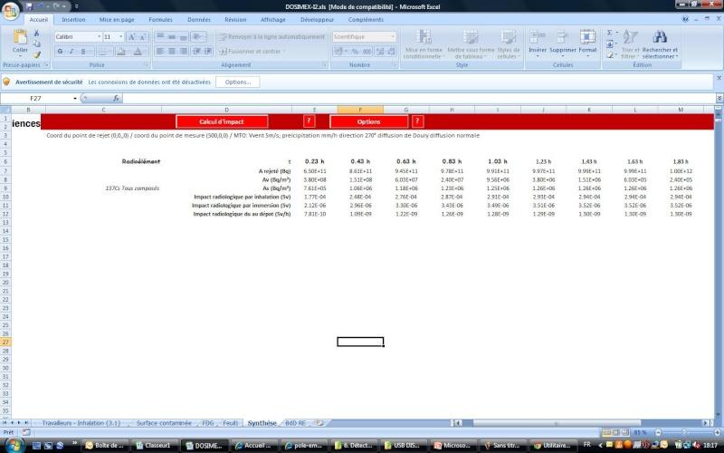 Utilitaires de calcul : DOSIMEX - Page 2 Dosime10