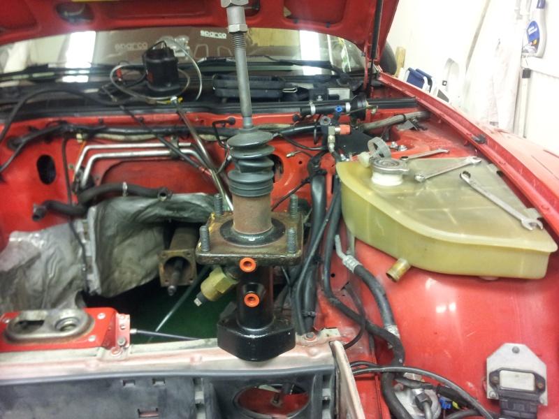 Audi 100 hydrobooster 20121214