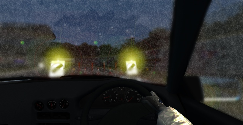 Snow In Live For Speed Live_f13
