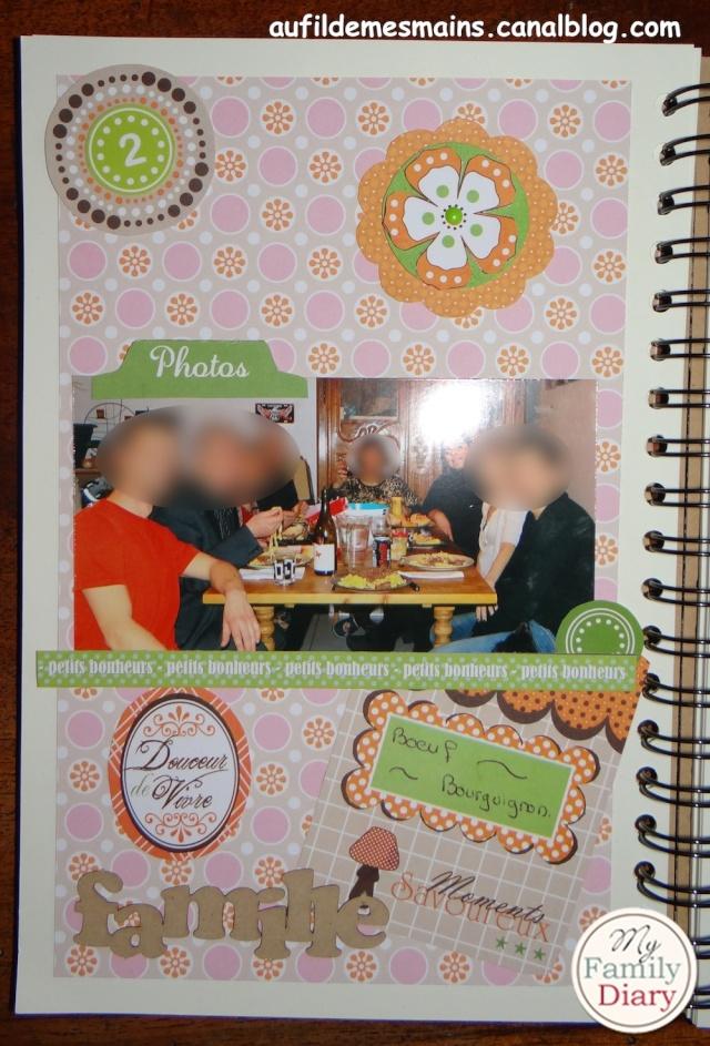 Family Diary - Kyahra - MAJ 21/01 Semain10