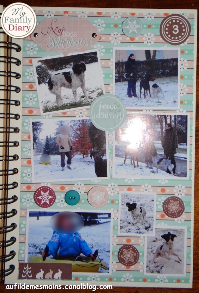 Family Diary - Kyahra - MAJ 21/01 Semain11
