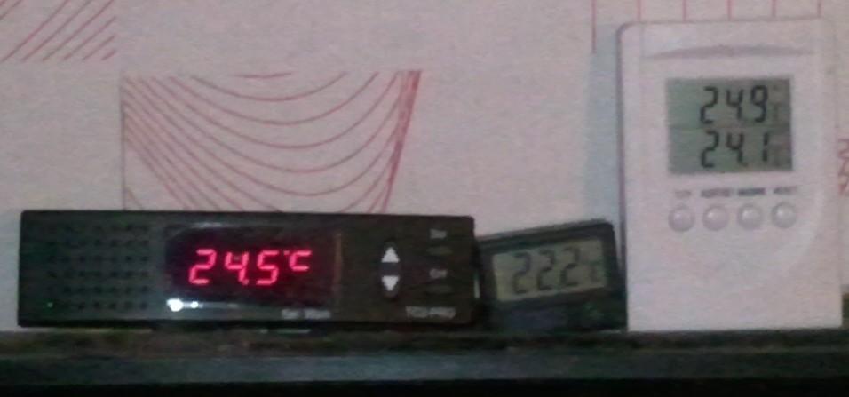 Fiabilité thermomètre / hygromètre Sondes10