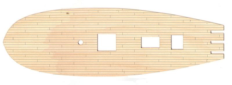Le Renard (Artesania Latina 1/50°) par sakcha - Page 2 Planch11