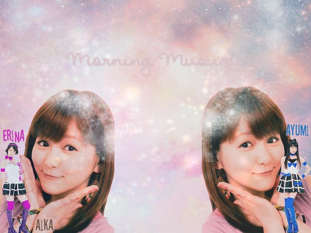Wallpaper Morning Musume Wallpa11