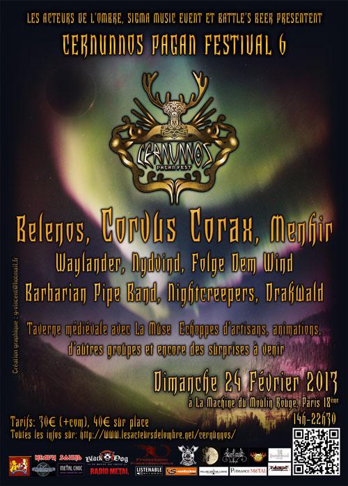 24/02/2013 Cernunnos Pagan Fest 6, Paris, Infos Pratiques Cernun10