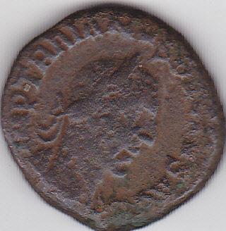 Trajan Dèce :bronze pour Viminacium 1111