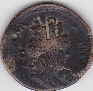 Antonin le pieux :bronze pour Laodicée 1710
