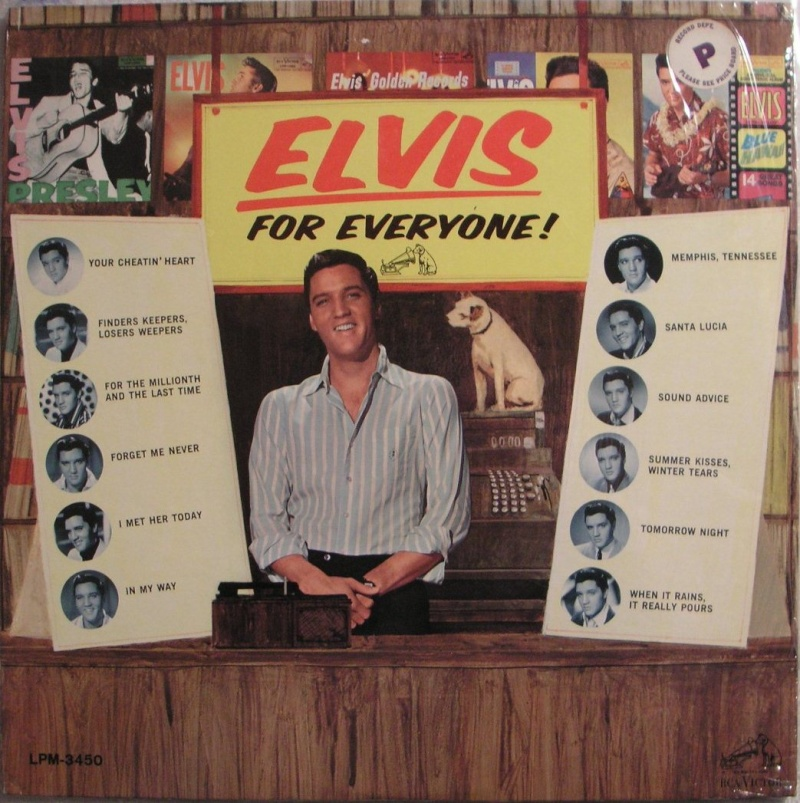 ELVIS FOR EVERYONE! 120