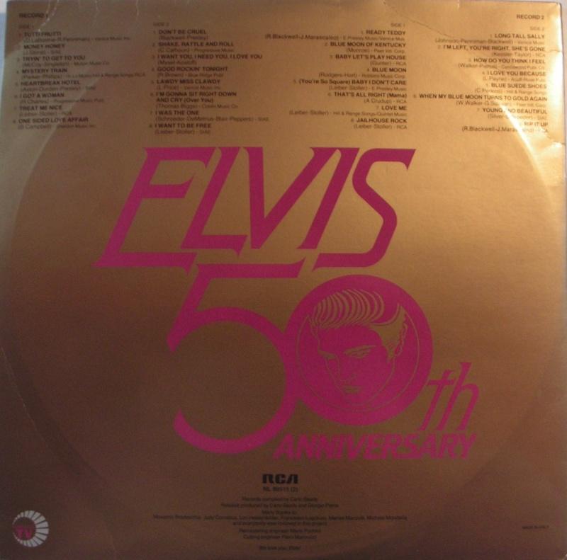 "ELVIS ""THE PELVIS"" 12b11"