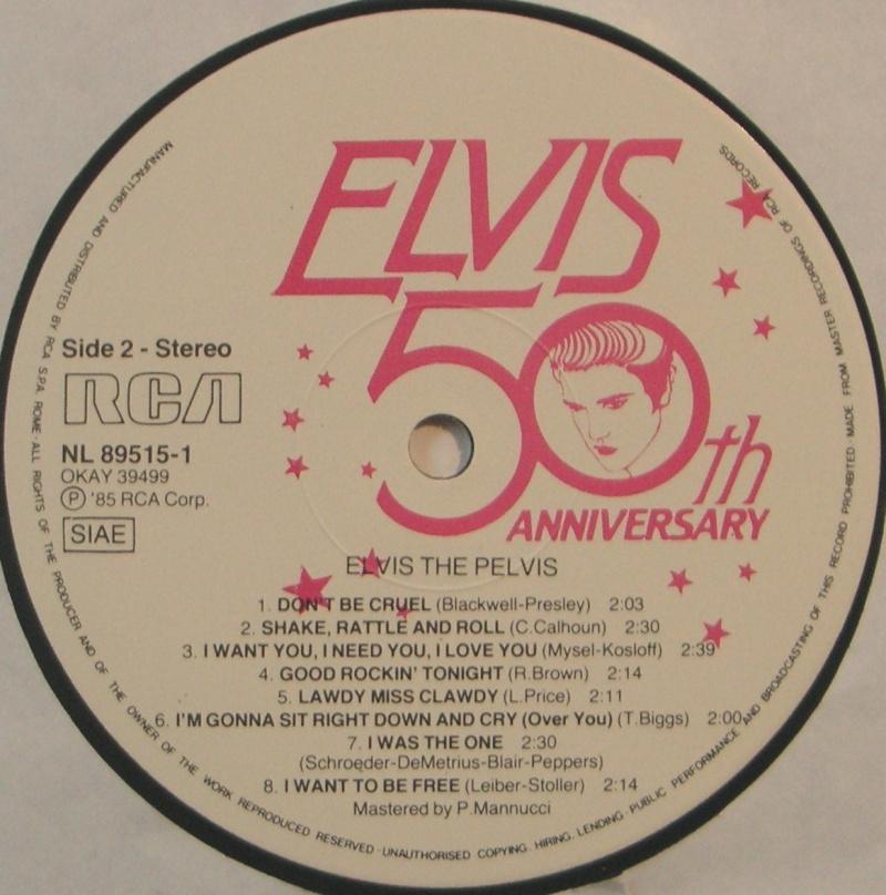 "ELVIS ""THE PELVIS"" 12e11"