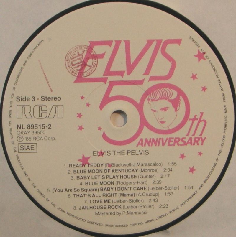 """ELVIS """"THE PELVIS"""" 12f10"""