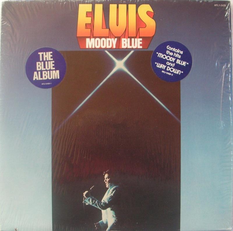 MOODY BLUE 142