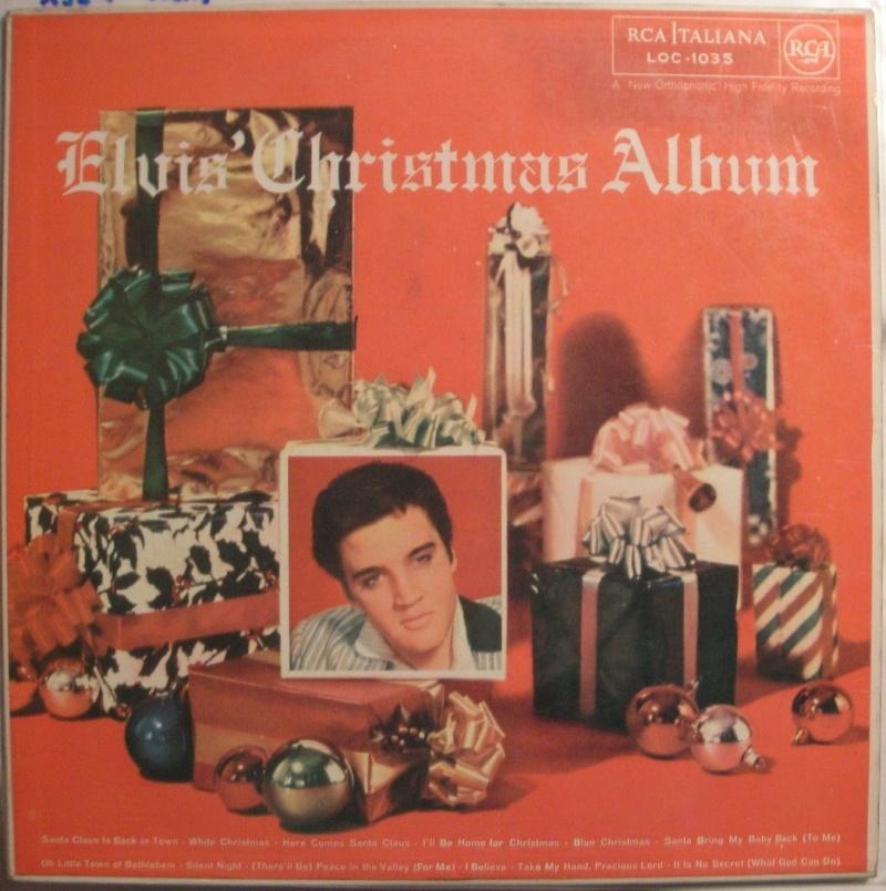 ELVIS' CHRISTMAS ALBUM 150