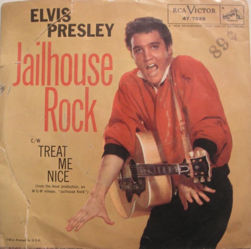 Jailhouse Rock / Treat Me Nice 172