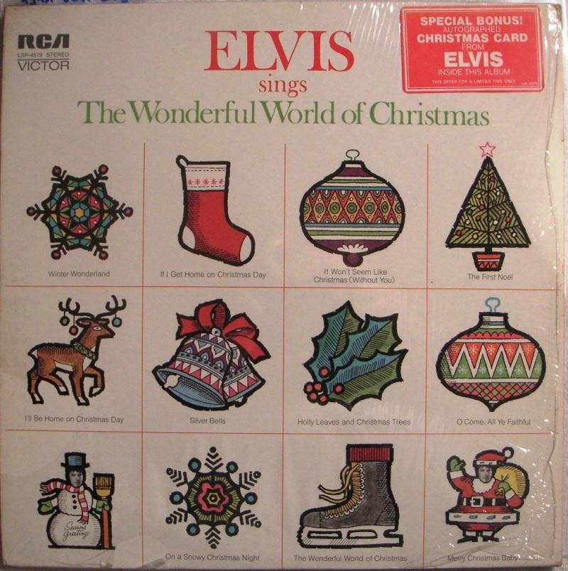 ELVIS SINGS THE WONDERFUL WORLD OF CHRISTMAS 1_14