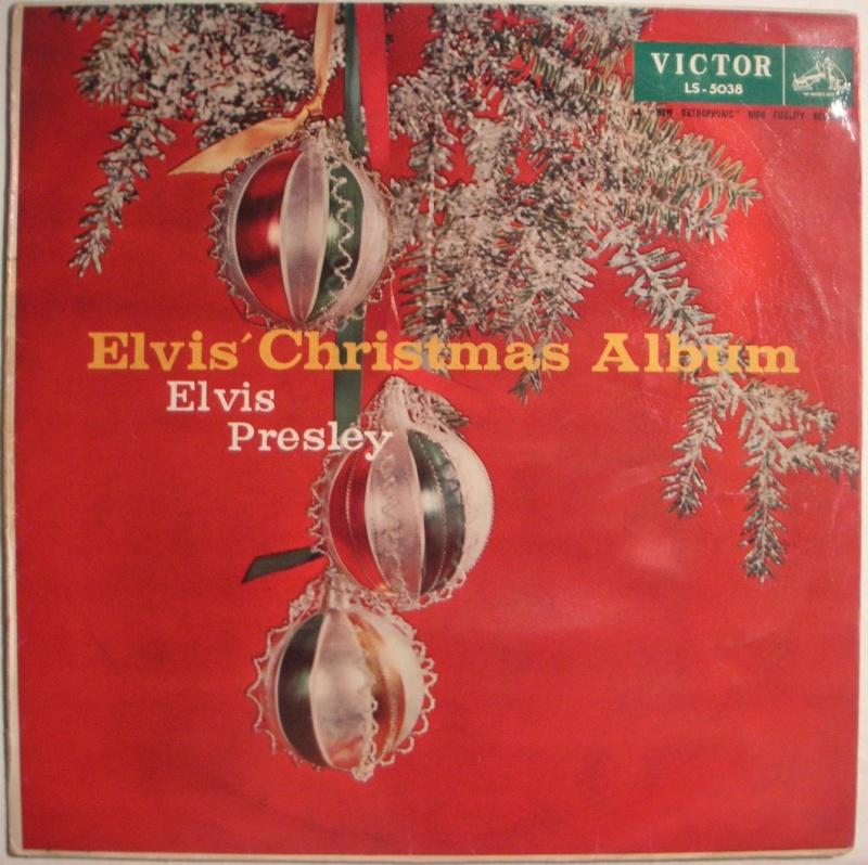 ELVIS' CHRISTMAS ALBUM 1_196710