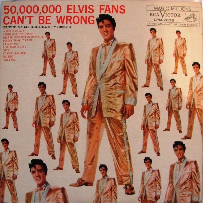 ELVIS' GOLD RECORDS VOL 2 1_k11
