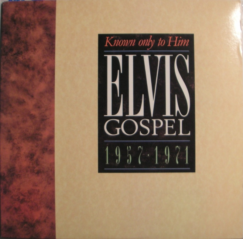 ELVIS GOSPEL 1957-1971: KNOWN ONLY TO HIM  1_usa_13
