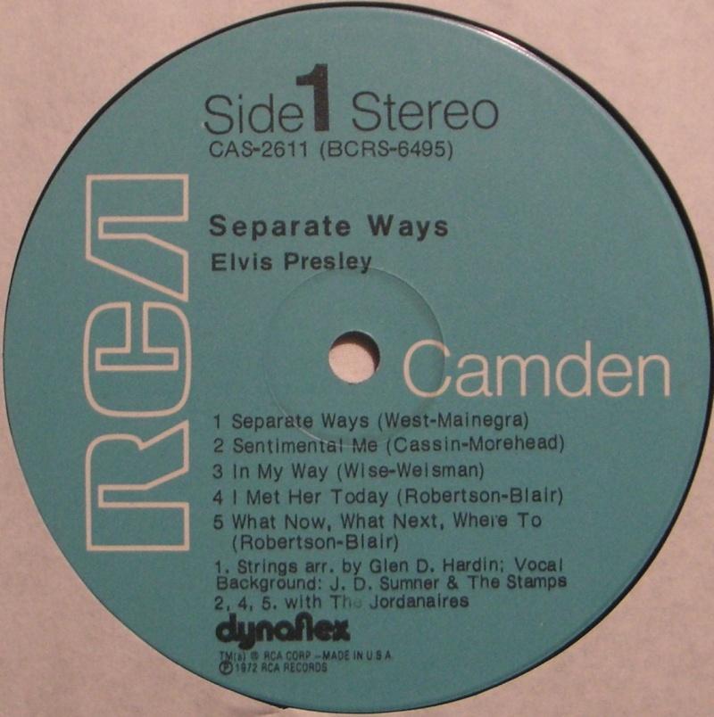 SEPARATE WAYS 1b39