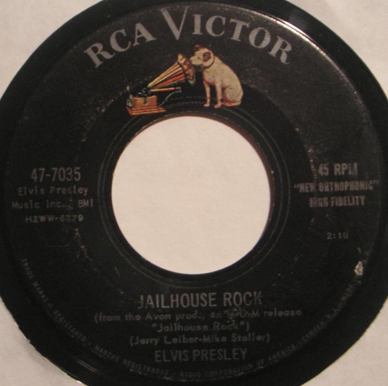 Jailhouse Rock / Treat Me Nice 1b79