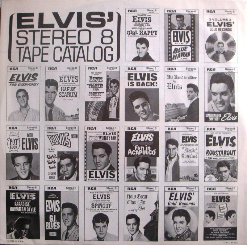 ELVIS IN PERSON 1c32