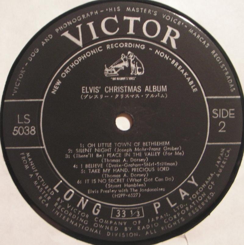 ELVIS' CHRISTMAS ALBUM 1c60