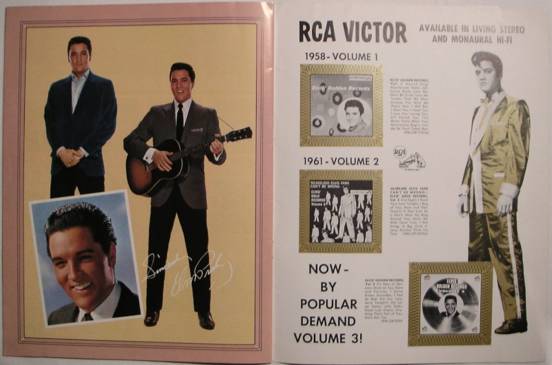 ELVIS' GOLD RECORDS VOL 3 1o11