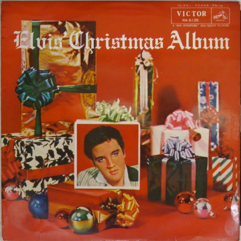 ELVIS' CHRISTMAS ALBUM 2_ausg10