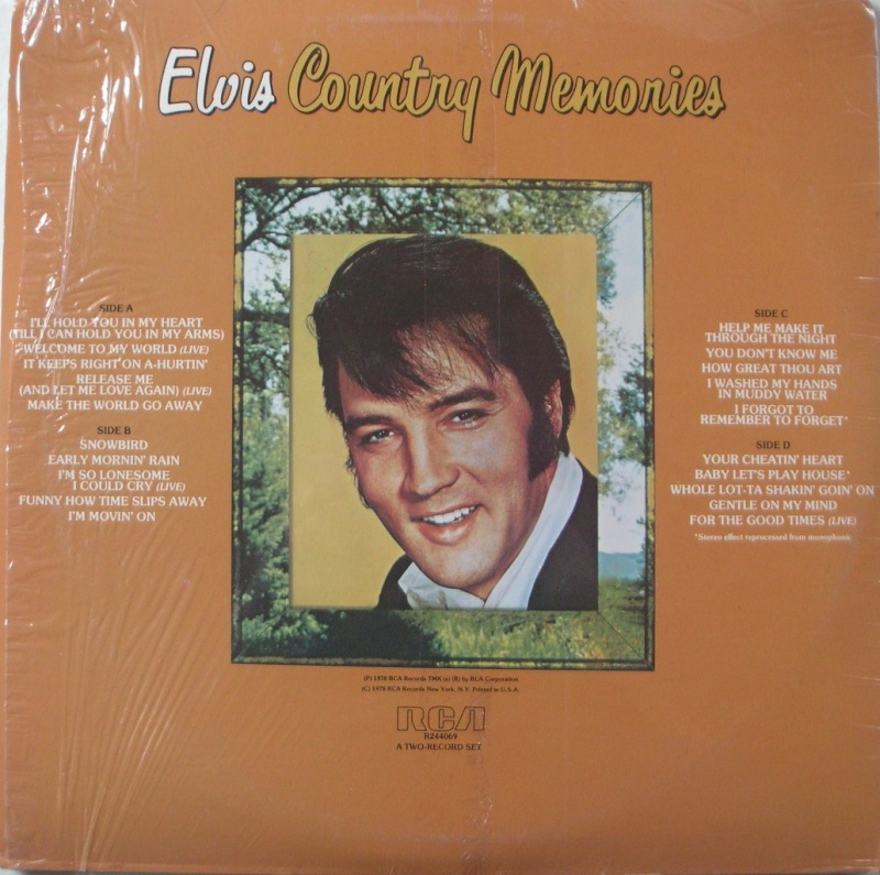 COUNTRY MEMORIES 2a30