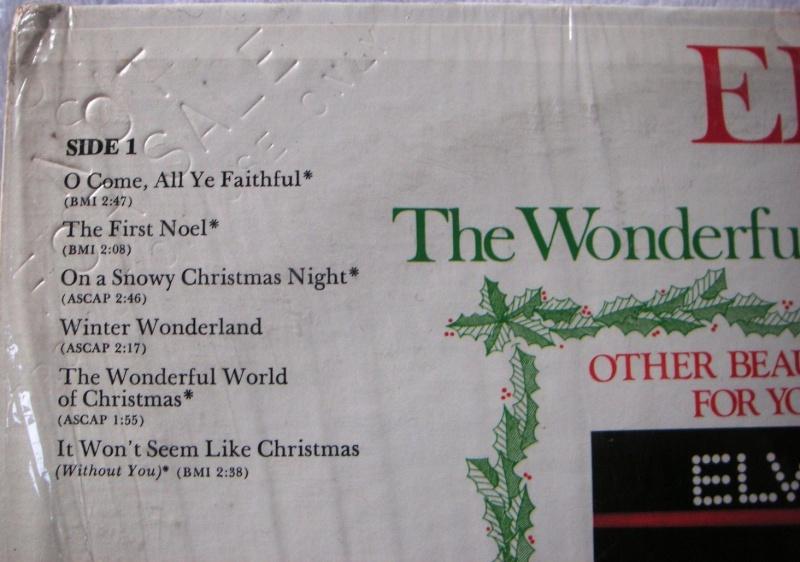 ELVIS SINGS THE WONDERFUL WORLD OF CHRISTMAS 2b11