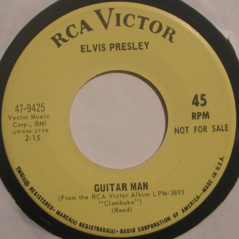 Guitar Man / High Heel Sneakers 2b43