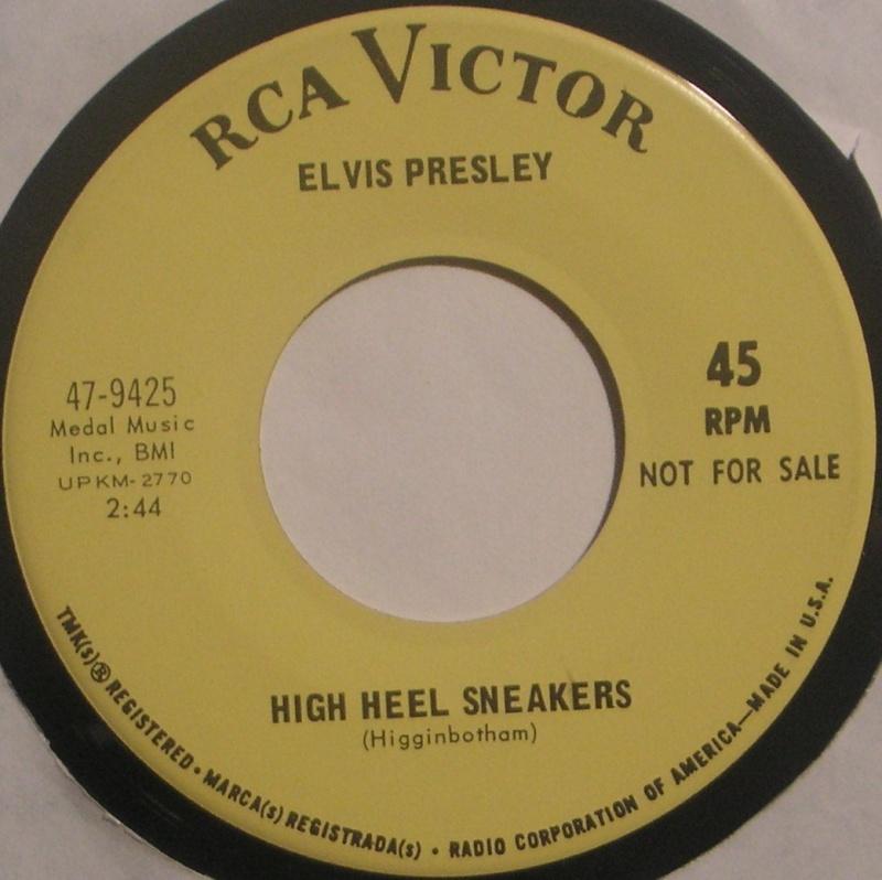 Guitar Man / High Heel Sneakers 2c42