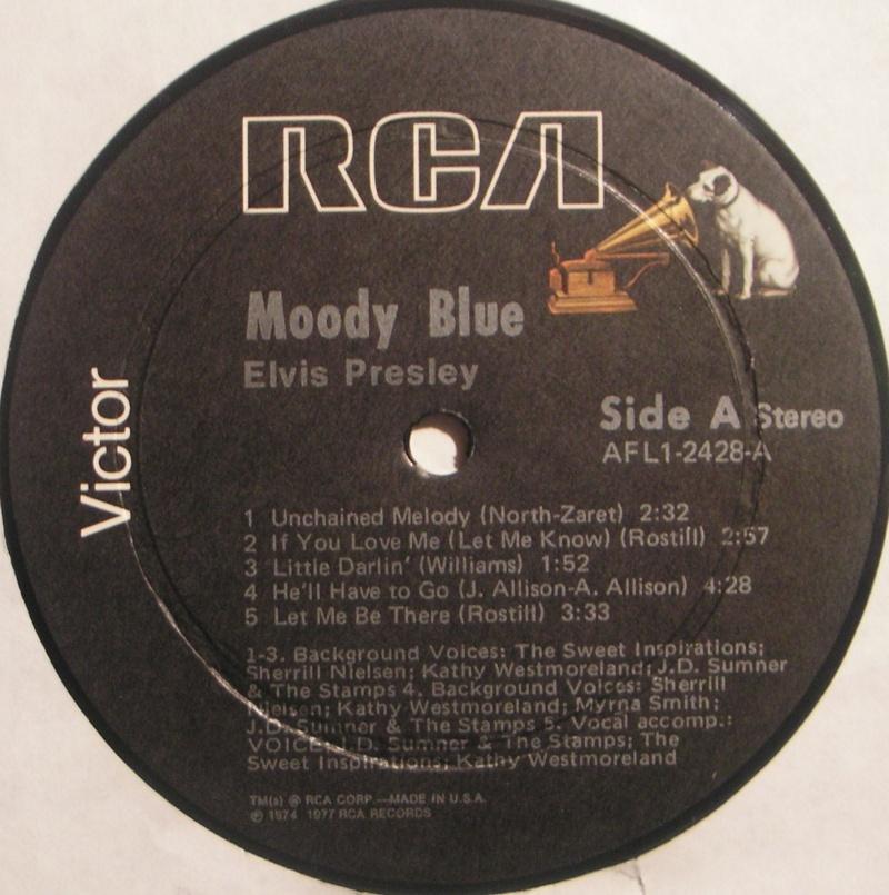 MOODY BLUE 3e10