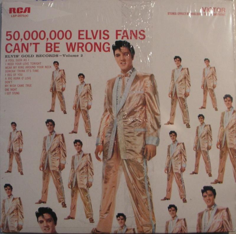 ELVIS' GOLD RECORDS VOLUME 2 4_ital10