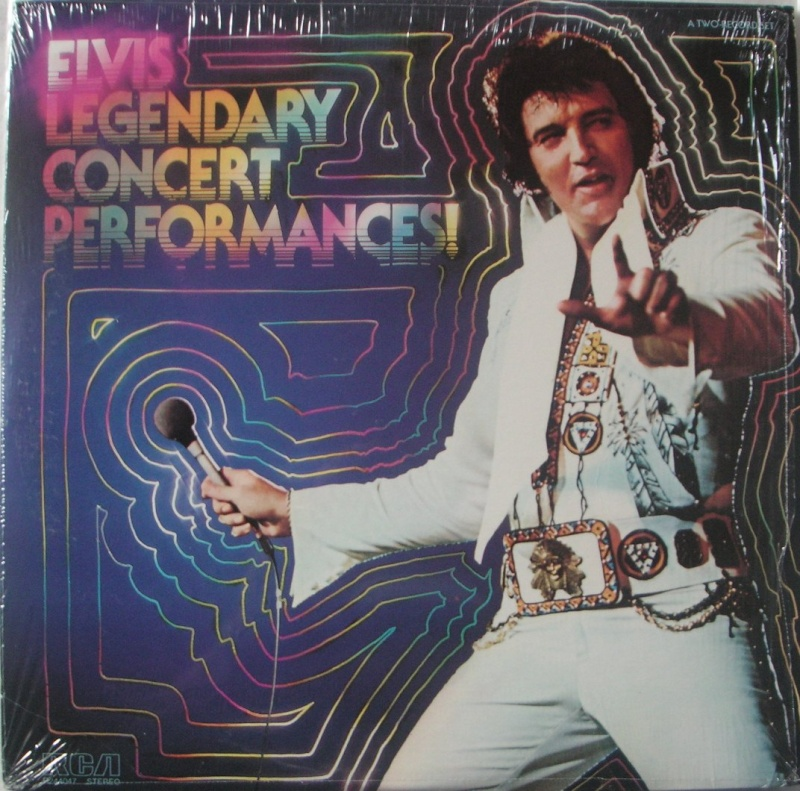 ELVIS - LEGENDARY CONCERT PERFORMANCES! 78_dlp10