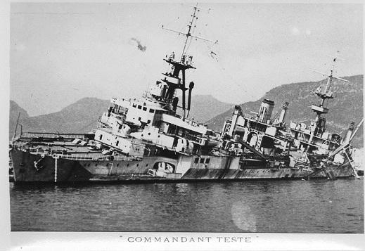TOULON 27 NOVEMBRE 1942. Img40811