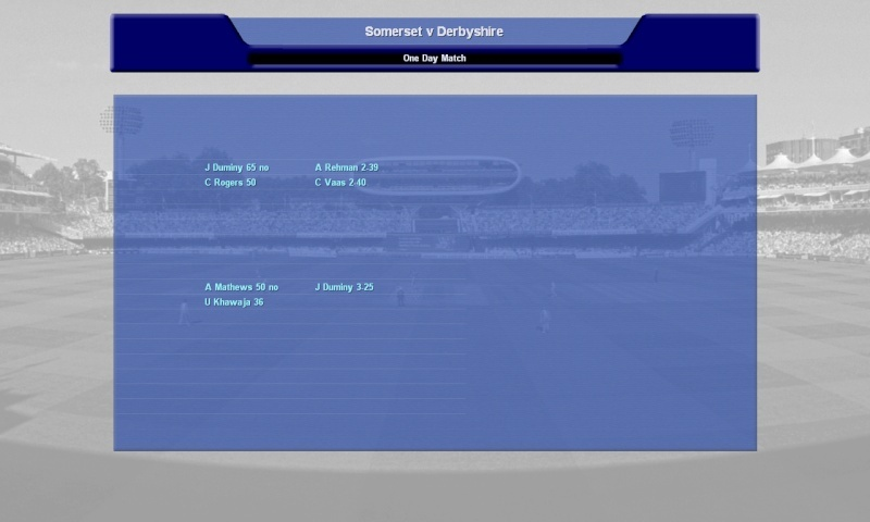 WC 2013 points table and results Cricon10